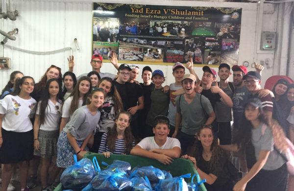 Social Impact Experiences in Israel
