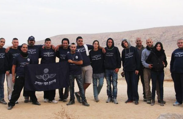 """Sayeret Hachessed"" or Special Grace Unit – youth at risk empowered to change their communities and themselves"