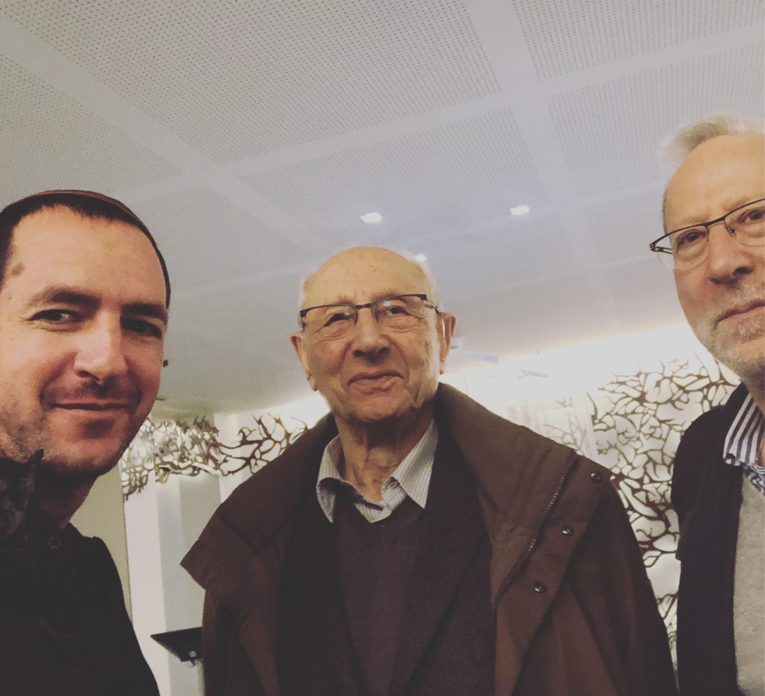 <b>Talking State Of The Heart with Alfred Dreyfus's family</b><br>