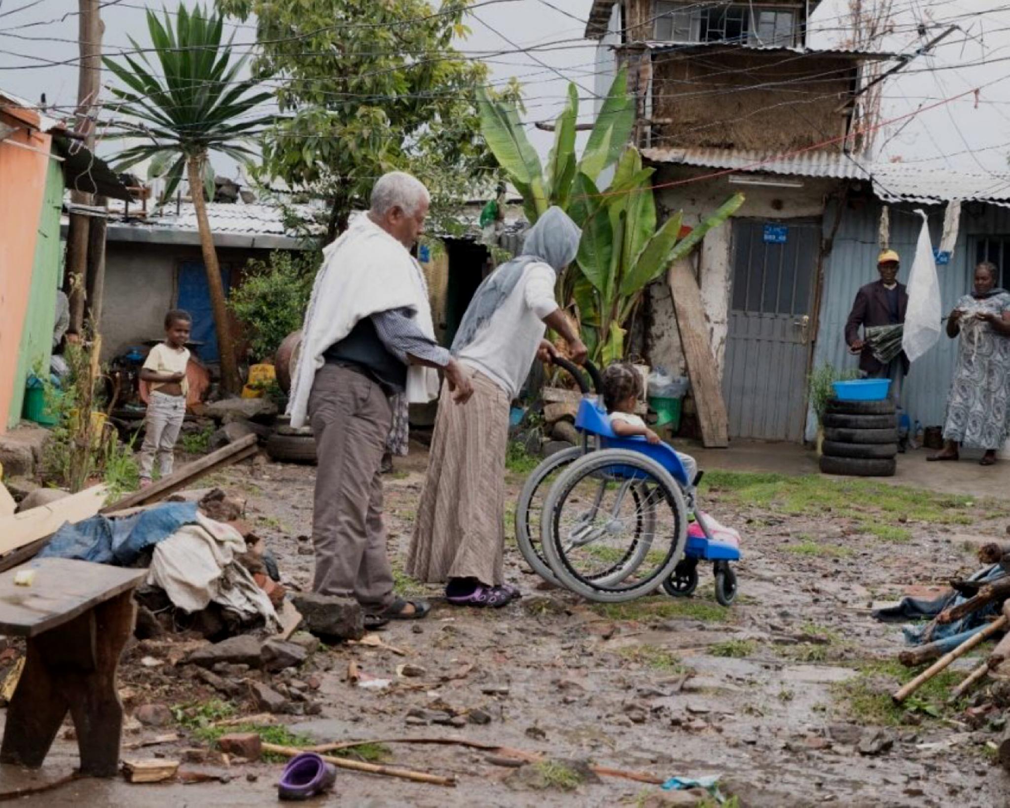 <b>Wheelchairs of Hope</b><br>