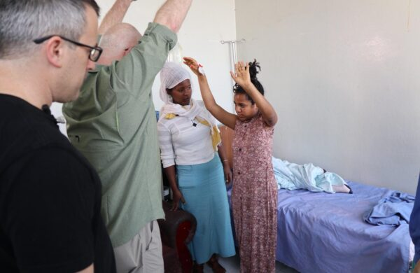 Medical Mission from Jerusalem To Ethiopia